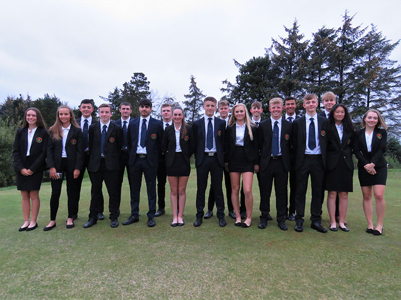 England vs Scotland 2019 Formal Picture