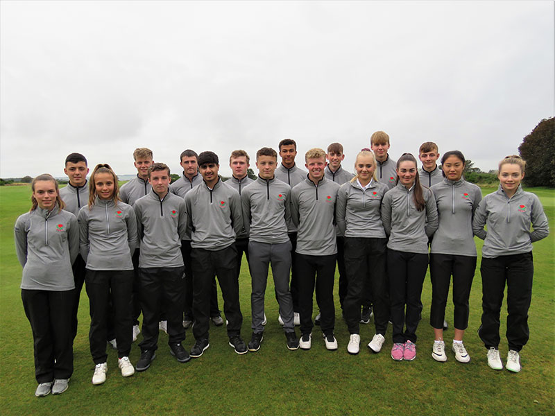 England Schools Team 2019 who played Scotland Schools